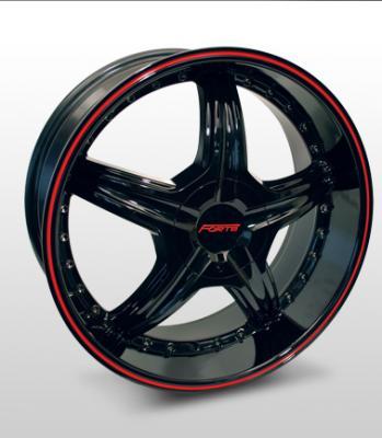 F45 Redrum Tires